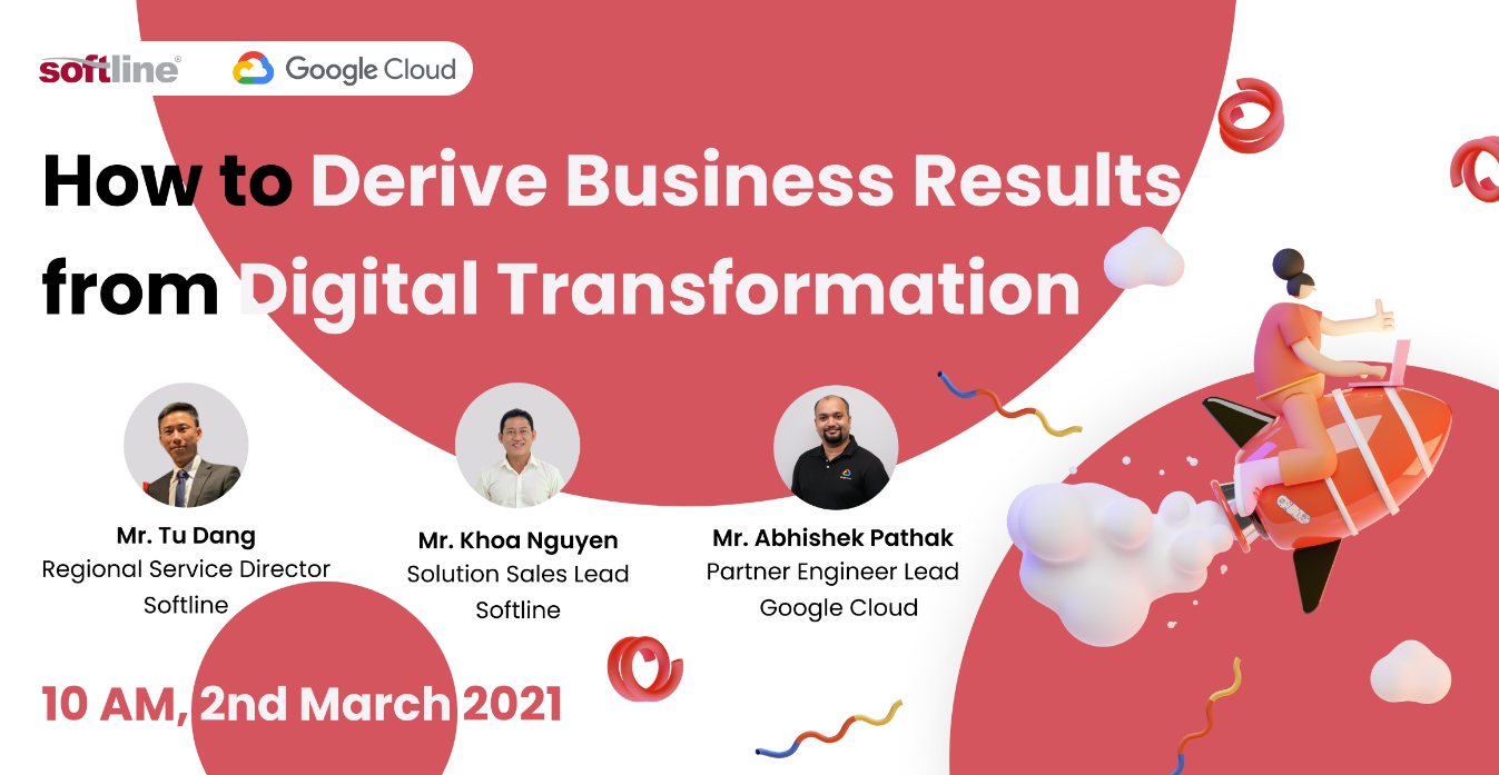 How to Derive Business Results from Digital Transformation