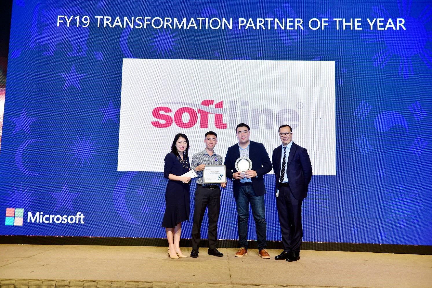 FY19 Transformation Partner of the Year