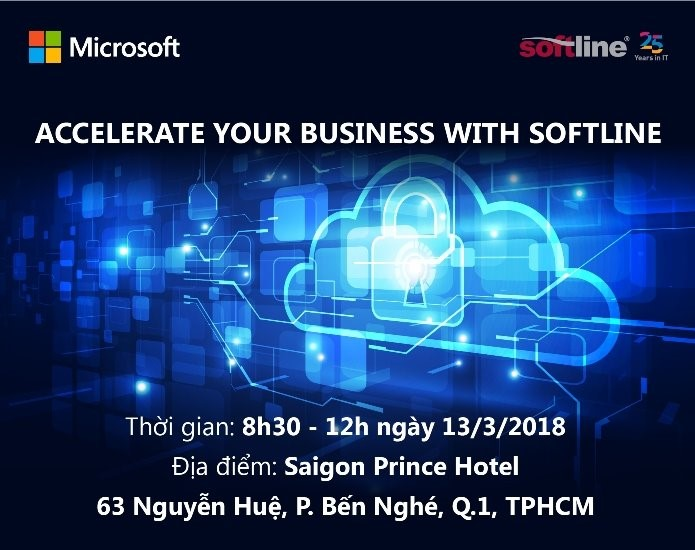 Accelerate your Business with Softline